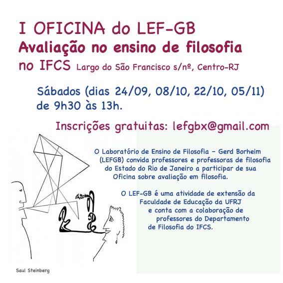 Oficina do LEF-GB